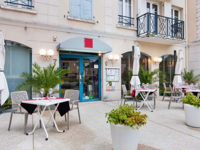 Le Carré restaurant